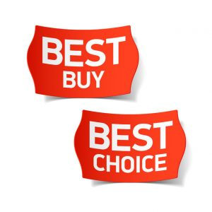 Best Buy - Best Choice with a wireless voting system from Reply