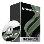 EdiVote Pro CD Box