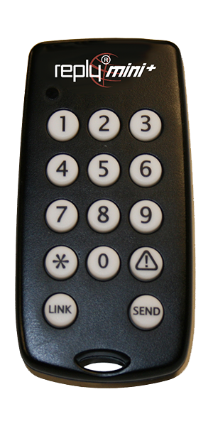 Reply Interact Keypad