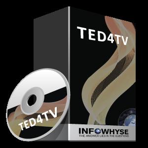 TED4TV CD BOX
