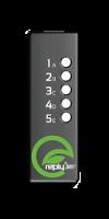 Reply® Leaf Keypad