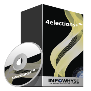 4 elections CD Box