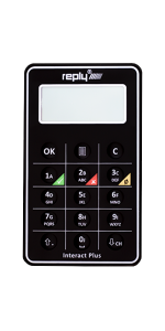 Reply® Interact Plus IN3100 Keypad