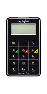 Reply® Interact Pro IN4100 Keypad