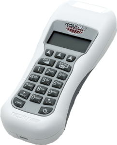 Reply Plus Keypad WRS7200 Angled