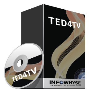 TED4TV CD BOX